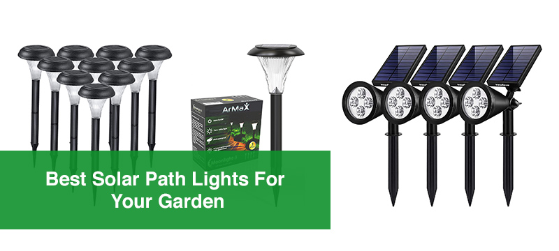 Best Solar Path Lights For Your Garden