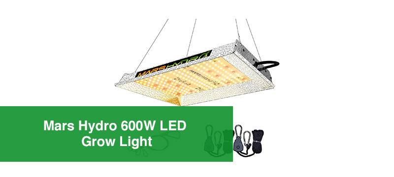 Mars Hydro 600W LED Grow Light