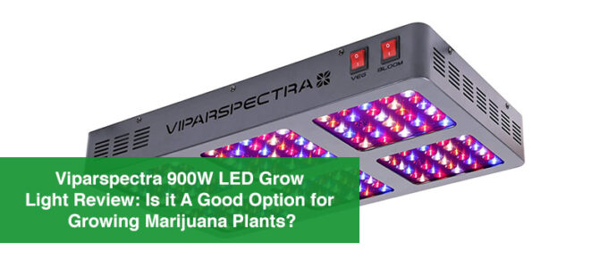Viparspectra 900W LED Grow