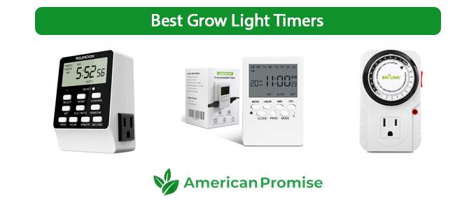 Best Grow Light Timers