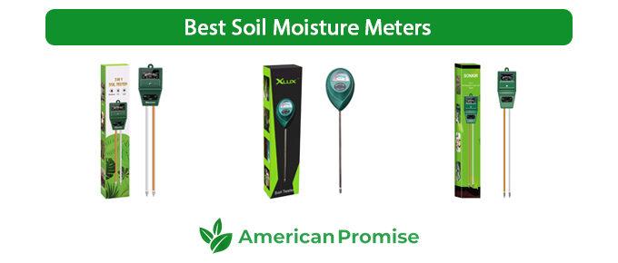 Best Soil Moisture Meters
