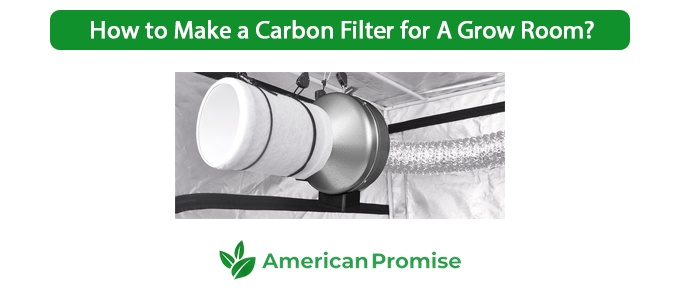 Carbon Filter for A Grow Room