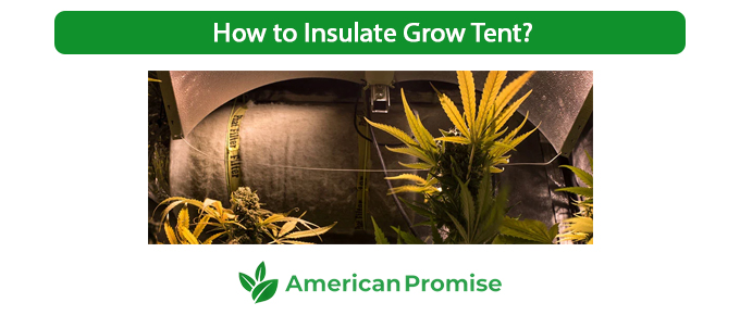 How to Insulate Grow Tent