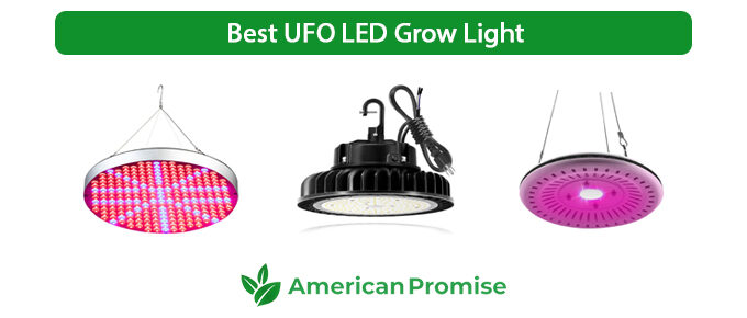 Best UFO LED Grow Light