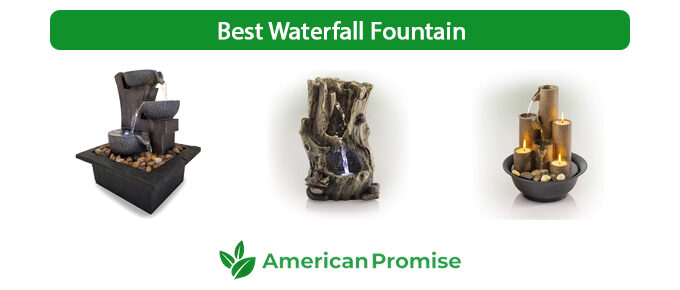 Best Waterfall Fountain