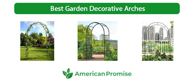 Best Garden Decorative Arches