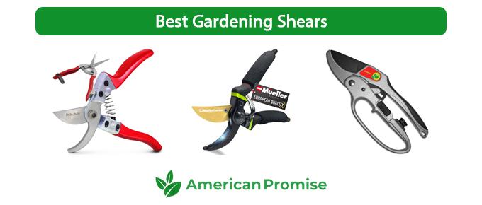 Best Gardening Shears