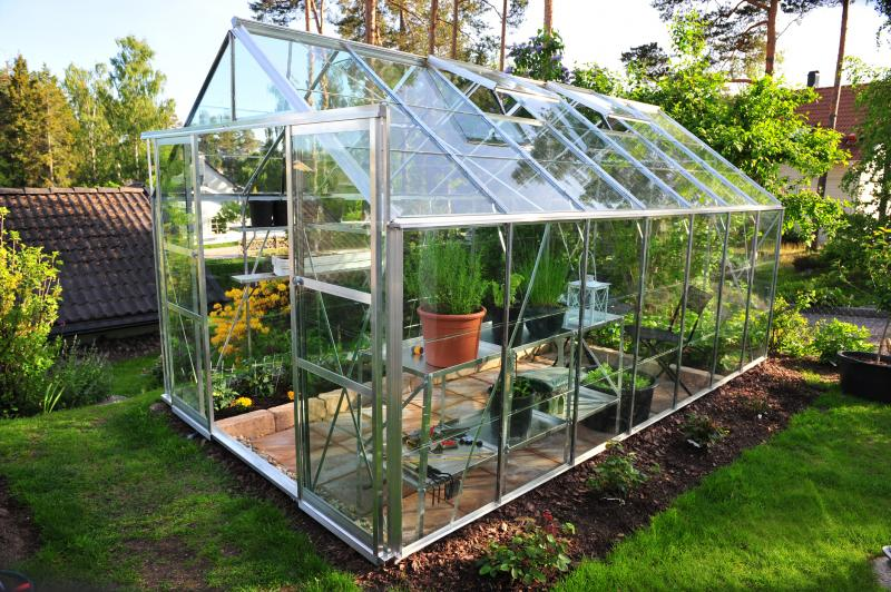 Start a Greenhouse
